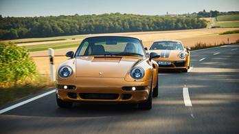 Kilencszáz milliót ért az utolsó utáni léghűtéses Porsche