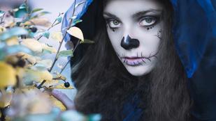 Teszt: hol kaphatók jó sminkcuccok és dekorkozmetikumok Halloweenre?