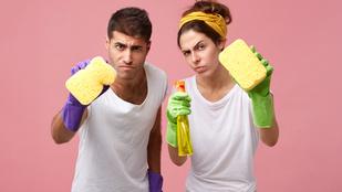 7 dolog, amit soha ne csinálj az ablaktisztítóval
