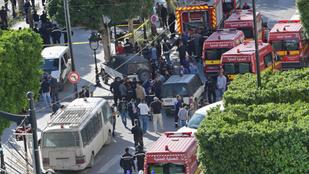 Felrobbantotta magát egy nő Tunisz forgalmas városközpontjában