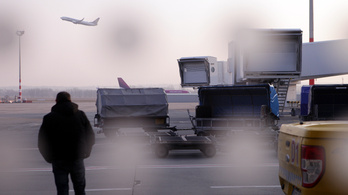 Nem csak a római gépek csomagjait fosztogatják Budapesten