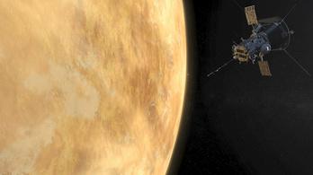 Soha nem járt olyan közel NASA-eszköz a Naphoz, mint most