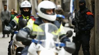 Herointanyákat számolt fel 700 nyomozó Spanyolországban