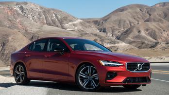 Bemutató: Volvo S60 és S60 Polestar Engineered - 2018.