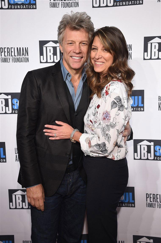 Jon Bon Jovi és Dorothea Hurley 2019-ben ünneplik harmincadik házassági évfordulójukat.