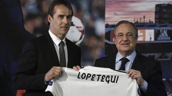 A Real-elnök 4 hónap alatt lerendezte a válogatottat és a történelmi Real Madridot