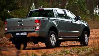 Hengerfejes Ford Ranger: jó lesz még?