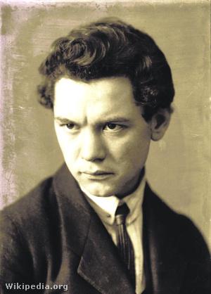 József Attila 1924 körül