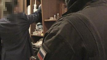 Elfoghatta az FSZB a novicsokos ügynökök lebuktatóját