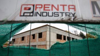 Felszámolási eljárás indult a Penta Industry, Seszták Miklós építőipari kedvence ellen
