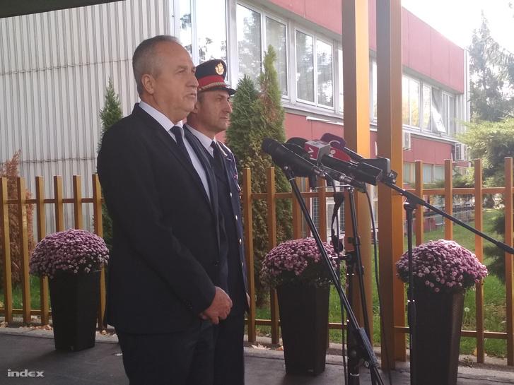 Kontrát Károly belügyminiszter-helyettes
