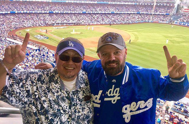Kvartuc és Liu a baseballdöntőn