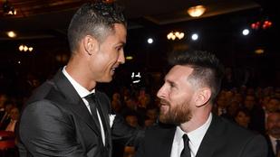 Két kivételes van, Messi meg én