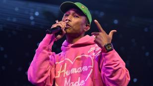 Pharrell megtiltotta Trumpnak, hogy használja a Happyt