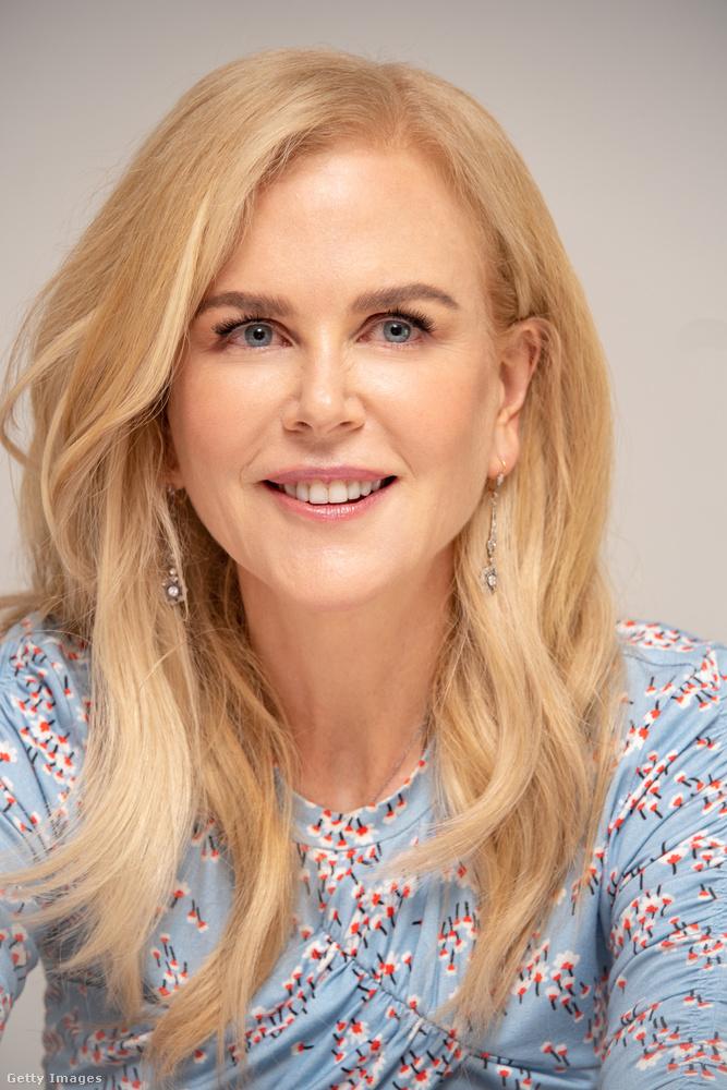 Mondjuk kétségtelen, hogy nem is néz ki 51-nek Nicole Kidman, szóval nem véletlenül olyan népszerű anyag ez a botox.