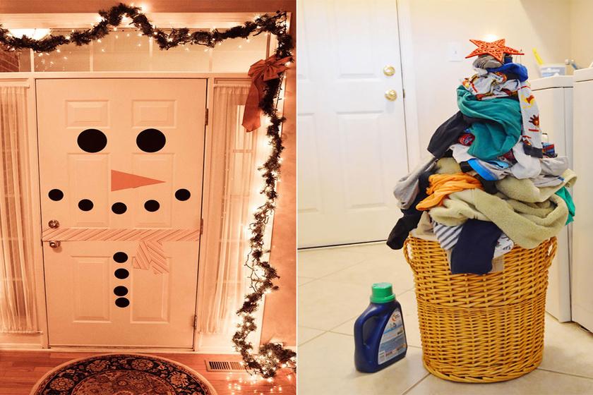 Van, aki nem tolja túl a dekorálást: a lusta embereknek is lehet karácsonya
