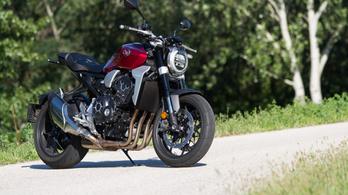 Teszt: Honda CB1000R – 2018.
