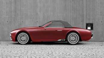 Wami: az eredeti Maserati stílus modern feldolgozásban
