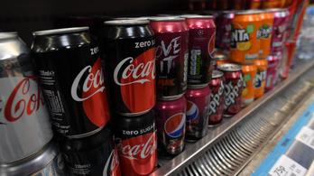 Cukormentes italok miatt lett váratlanul nyereséges a Coca-Cola