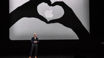 Visszatért a Macbook Air