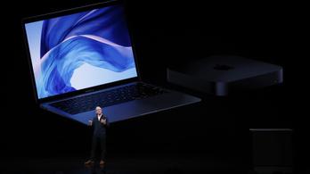 Az új iPad Pro tablet az új Macbook Air