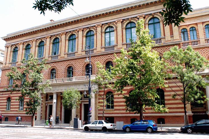 Az Eötvös Loránd Tudományegyetem Bölcsészettudományi Kar Múzeum körúti épülete