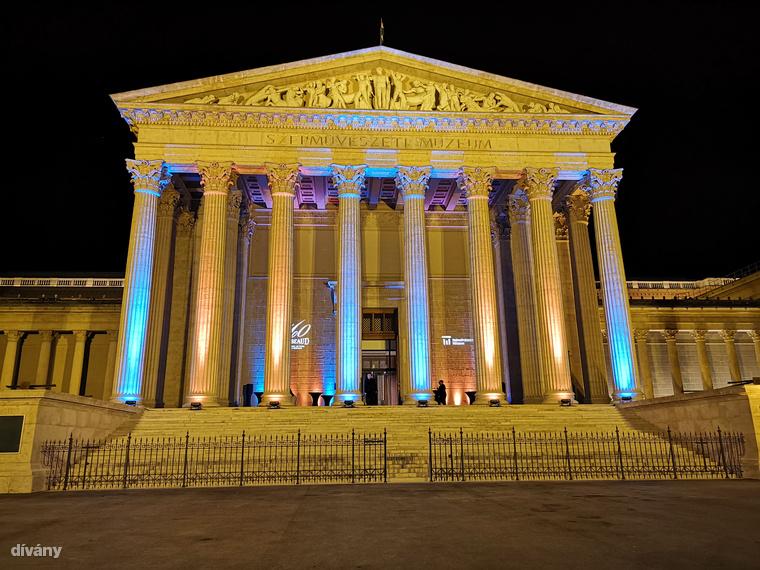 Október 31-től újra látogatható a teljes egészében a megújult Szépművészeti Múzeum.