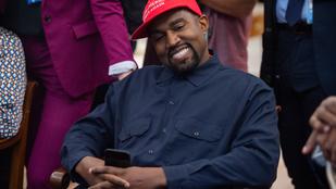Kanye West: Kihasználtak, eltávolodok a politikától