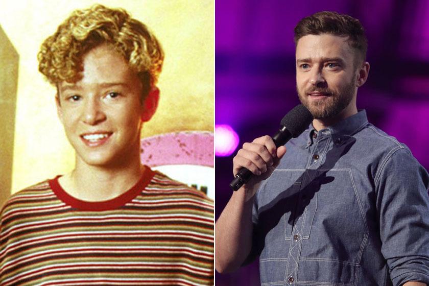 Justin Timberlake 13 évesen próbálta ki a marihuánát.