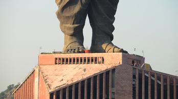 Elkészült a világ legmagasabb szobra