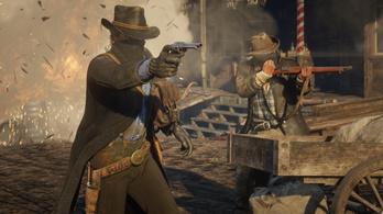 207 milliárd forintot termelt a Red Dead Redemption 2 egyetlen hétvégén