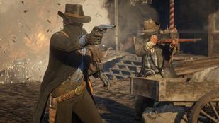 207 milliárd forintot termelt a Read Dead Redemption 2 egyetlen hétvégén