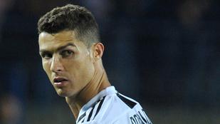 Ronaldo jobban kezdett a Juventusban, mint 60 éve bárki