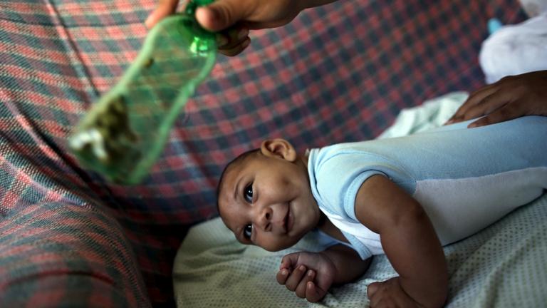 Így élnek ma a zika sújtotta brazil babák