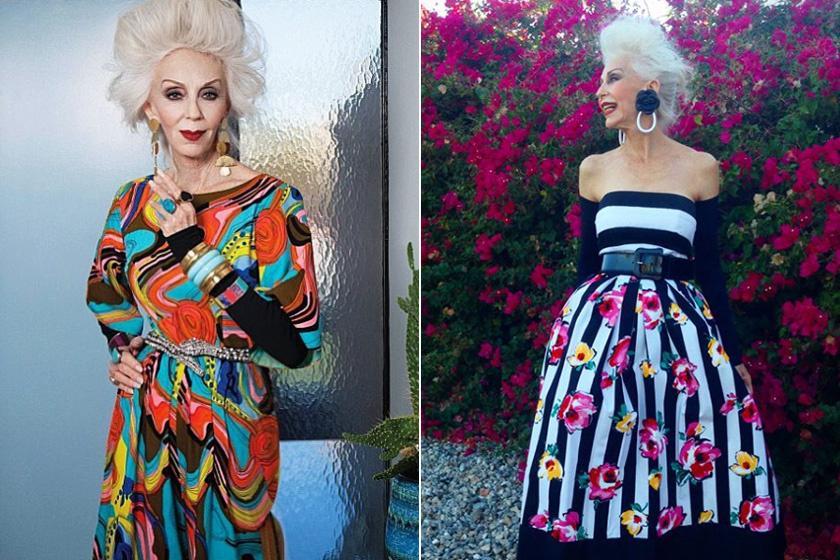 Colleen tudja, hogy a nőies egészruhákkal még elegánsabbá és divatosabbá teheti a megjelenését. Arra mindig ügyel, hogy a darab hangsúlyozza a derekát, és a színek harmóniáját sem hagyja figyelmen kívül.
