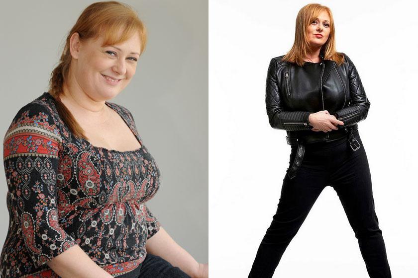 Cseke Katinka mérlege mutatott már 100 kg feletti súlyt is. 2018-ban tudatos táplálkozással és sok odafigyeléssel sikerült 30 kilótól megszabadulnia.