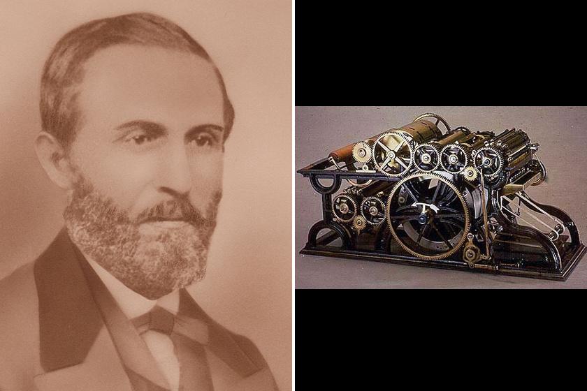William Bullock az első modern nyomdagépet telepítette egy philadelphiai nyomdában, amikor komolyan megsértette a lábát. Amputációs műtéte során komplikáció lépett fel, és életét vesztette.