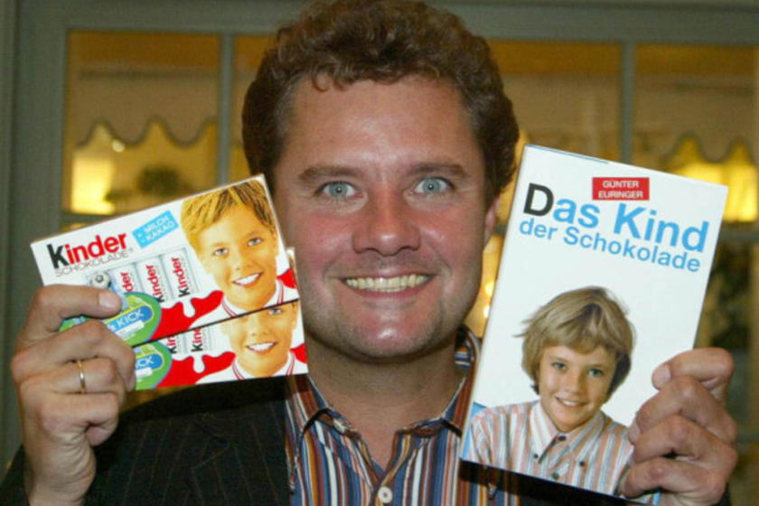Günter gyakorlatilag olyan, mintha mindannyiunk családtagja lenne.