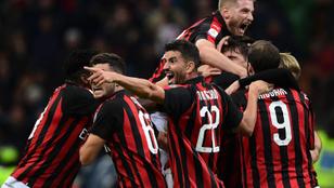 Döbbenetes kapushiba hozta a Milan-sikert