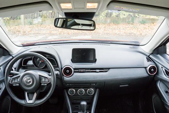 Talán a legjobb Mazda-belső