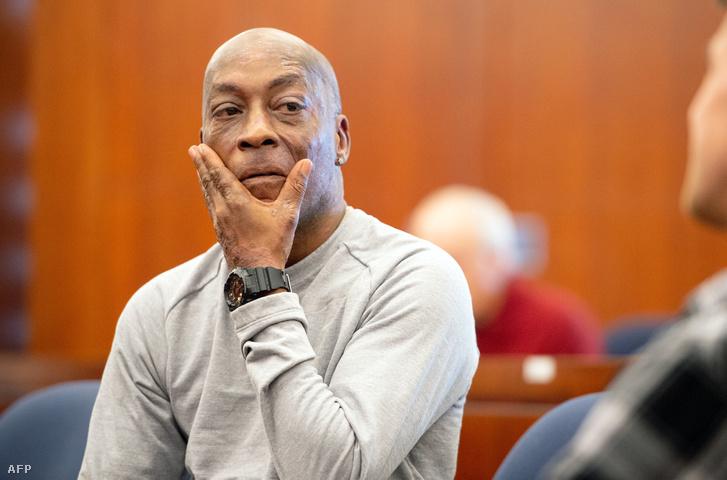 DeWayne Johnson a bíróságon