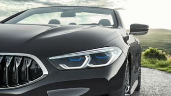 Már meg is jött a 8-as BMW kabriója