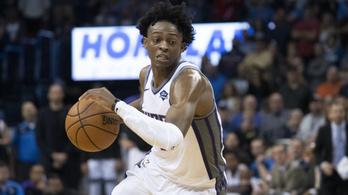 Nincs még 21 éves, de máris NBA-rekordot állított be
