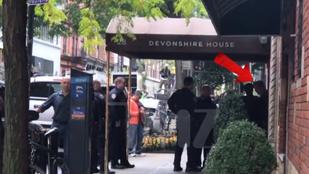 Alec Baldwint letartóztatták New Yorkban