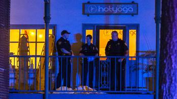 Gyilkosságsorozat a floridai jógastúdióban