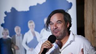 Kálloy Molnár Péter először szólalt meg, hogy rohammentővel kórházba vitték