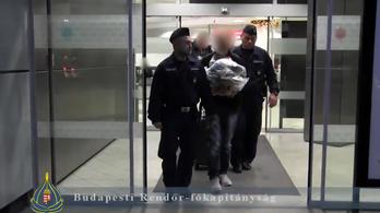 Hét éve lopott több mint százmilliót, most hazahozták a szerb bűnözőt