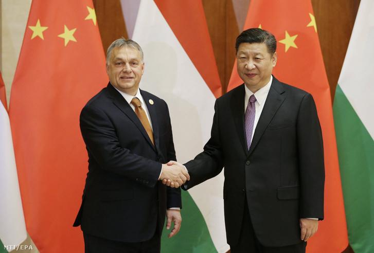 """Képtalálat a következőre: """"orbán kínában"""""""