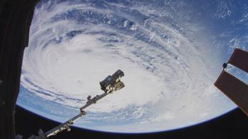 8K-s videót tett közzé a NASA a Nemzetközi Űrállomásról