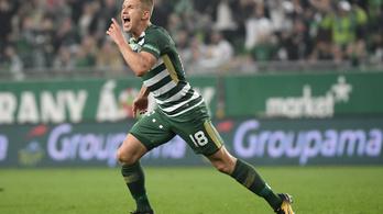 A Fradi látványos gólokkal nyerte az örökrangadót